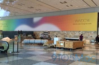 WWDC 2014会場