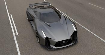 日産コンセプトカー2020