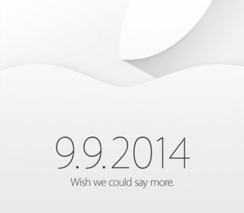 アップル発表