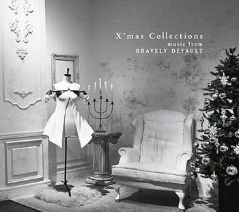 ブレイブリーデフォルト クリスマスのサムネイル画像