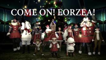 FF14クリスマス