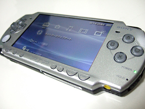 CCFF7・PSP同梱版の写真