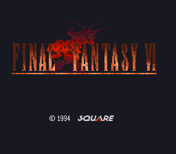 FF6ロゴ